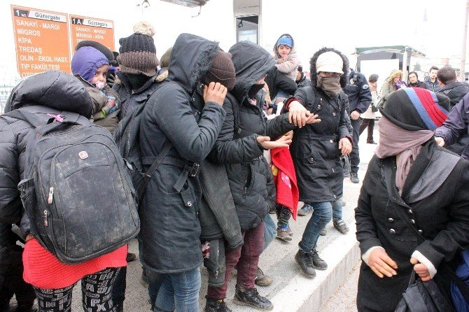 Edirne'de Mülteci Dramı