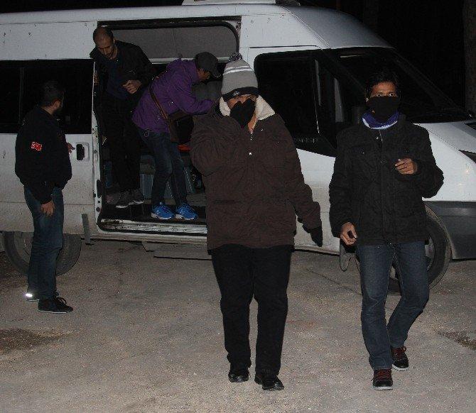 Lüks Otele IŞİD Operasyonu