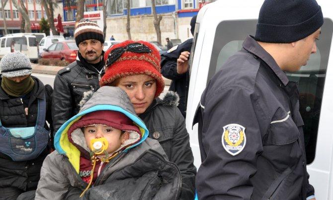Suriyeliler İstanbul diye Edirne'ye bırakıldı