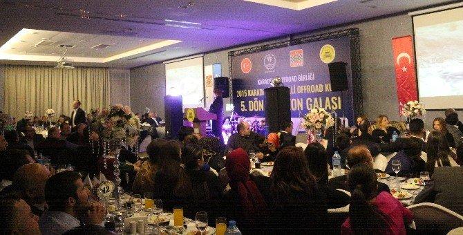 Karadeniz Offroad Birliği Galası