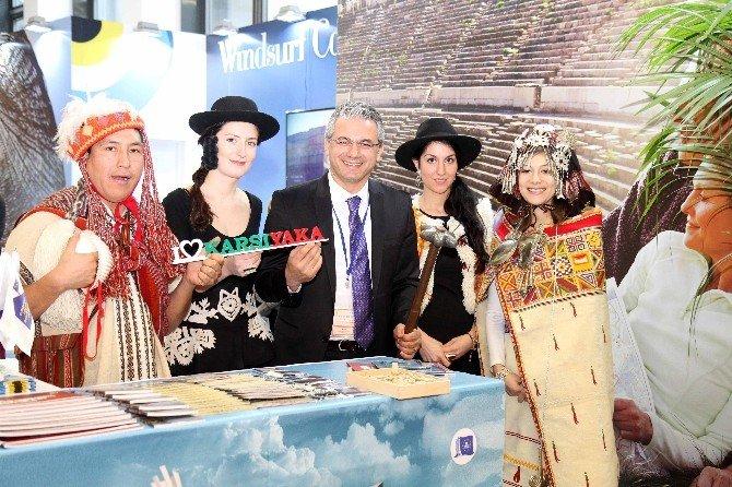 Karşıyaka'nın EMITT Fuarında Tanıtımı Yapılacak