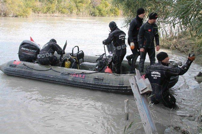 Emrah'ı Arama Çalışmalarına Jandarma Komando Ekibi Katıldı