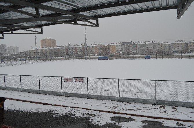 Kar Kayseri'de Amatör Futbolu Vurdu