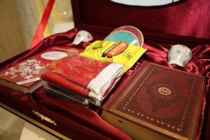 Kocasinan'ın Nikah Setini Gelinler Çok Sevdi