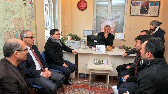 Kepez'de İki Mahalleye Okul Müjdesi
