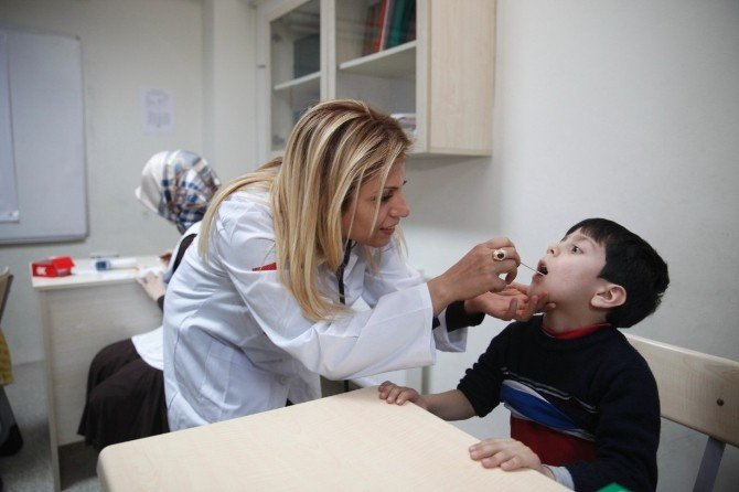 Küçükçekmece Belediyesi'nden Uluslararası Doktorlar Birliği Gönüllülerine Destek