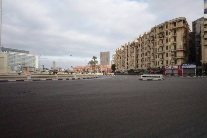 Mısır'da 'Tahrir Devrimi' kutlamaları sönük geçti