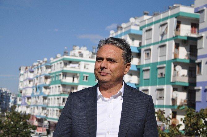 Muratpaşa'dan Yüzde 20'lik Renkli Boya Desteği