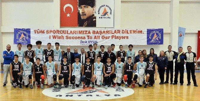 Muratpaşa'da Yıldızlar Cup Turnuvası Başladı