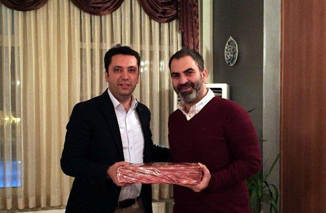 THY Nevşehir Müdürü Küçük'e Veda Yemeği Düzenlendi