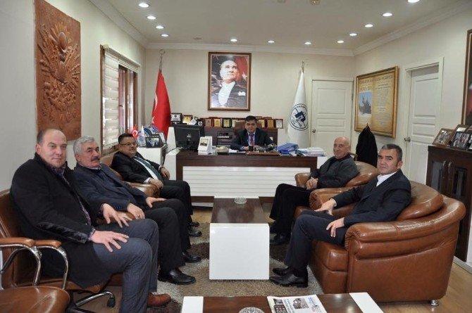 Başkan Yağcı'nın Pazaryeri Ziyaretleri