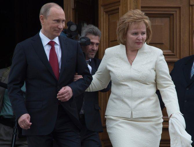 Putin'in eski eşi Lyudmila evlendi iddiası
