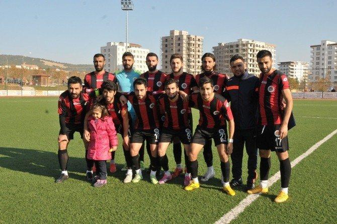 Derbide Gülen Taraf Karaköprü Belediyespor Oldu
