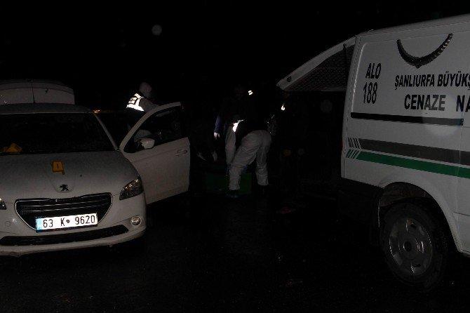 Şanlıurfa'da İki Kardeşe Çapraz Ateş