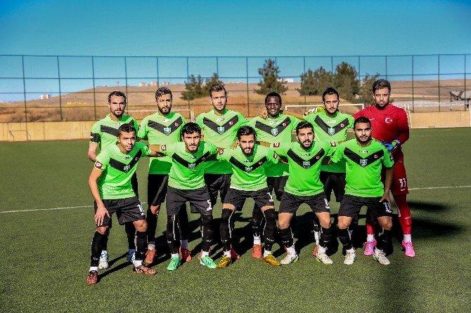 Şehitkamil Belediyespor Farklı Kazandı