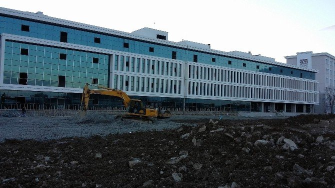 SGK Yeni Binasına Mayıs Ayında Taşınıyor
