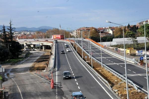 Köprülü Kavşak Düzenlemesi Haziranda Tamamlanacak