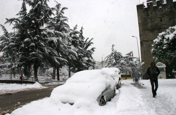 Trabzon kara teslim