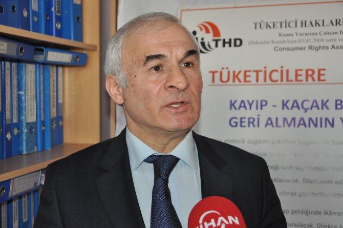 THD Başkanı: Başkentgaz'ın 479 TL'ye sayaç değiştirmesi hukuka aykırı
