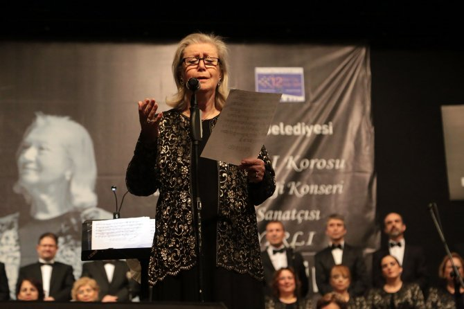 İnci Çayırlı'dan Büyükçekmecelilere TSM konseri