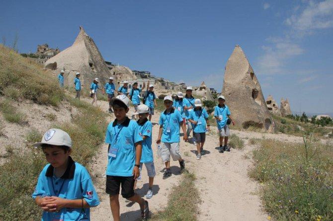 Kapadokya'da 100 şehit çocuğu ağırlanacak