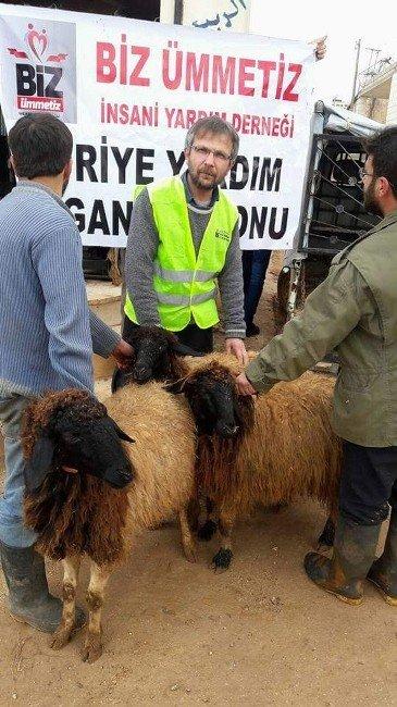 Türkmen Yetimler İçin Giden Yardım Konvoyuna Saldırı