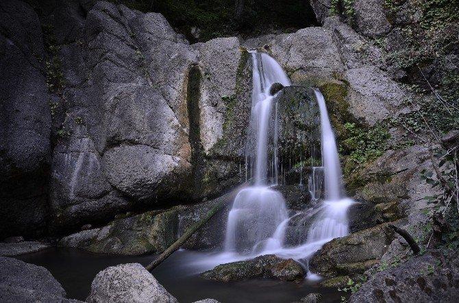 Yığılca'da Cennet Köşesi Yılançatı Kanyonu Tabiat Parkı Oluyor