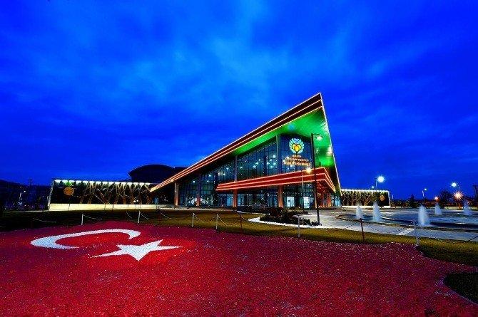 Başkan Çakır, Yaşam Ve Spor Merkezi'nde İncelemelerde Bulundu