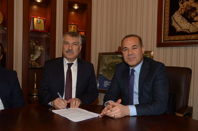 Otopark sorununun çözümü için Büyükşehir ve Seyhan Belediyesi anlaştı