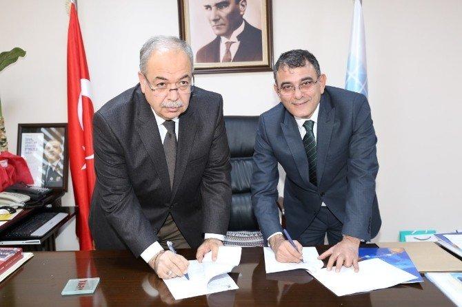 Belediye İle KOSGEB Girişimcilik Kursu Protokolü İmzaladı