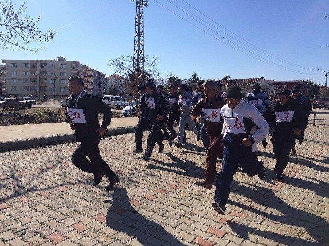 Gölbaşı İlçesinde Korucu Adayları Mülakata Alındı