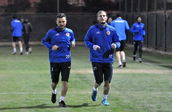 Alanyaspor'da Alima Yeni Malatyaspor Maçı Hazırlıkları Başladı