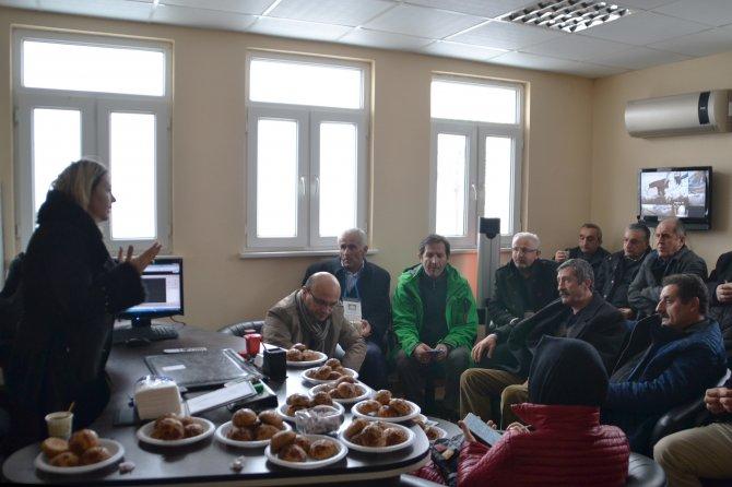 Amasya Katı Atık Birliği'ne Yalova Katı Atık Birliği'nden ziyaret