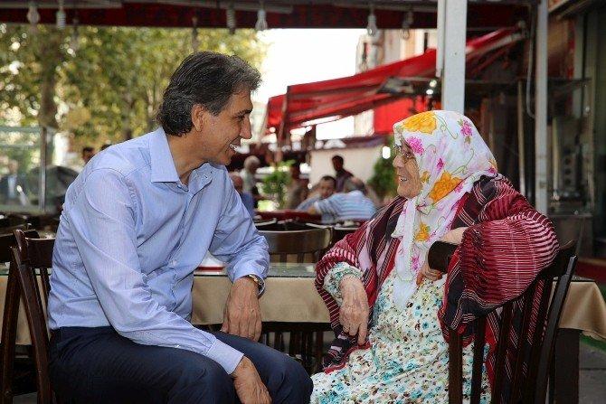 Mustafa Demir, Avrupa Yakası'nın En Başarılı Belediye Başkanı