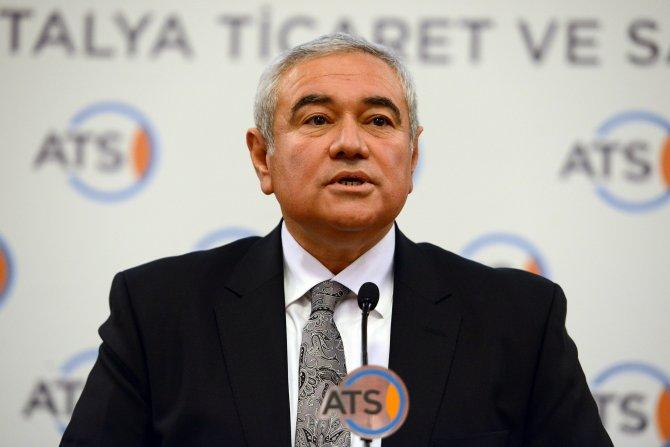 ATSO Başkanı Çetin: Artık huzur istiyoruz