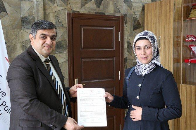 Şanlıurfa'da 250 Kursiyere Sertifikaları Dağıtıldı
