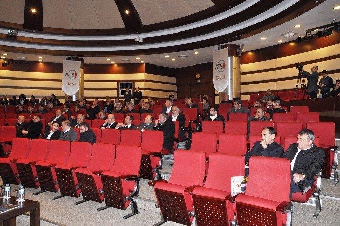 """""""Antalya'dan Rusya'ya İhracat Yüzde 79 Azaldı"""""""