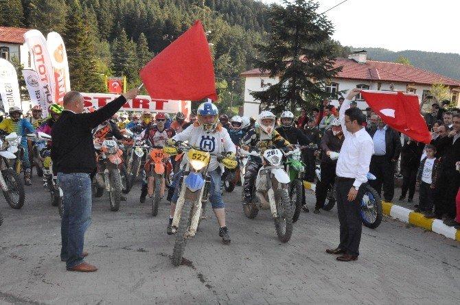 Tmf 2016 Yılında Azdavay'da 3 Yarış Yapacak