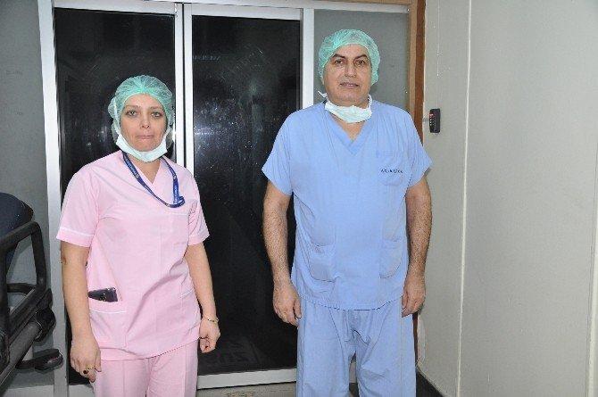 82 Yaşındaki Kadının Organları 3 Kişiye Nakledilecek