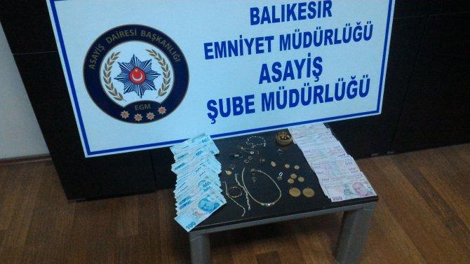 Balıkesir'de üç dolandırıcılık zanlısı suçüstü yakalandı