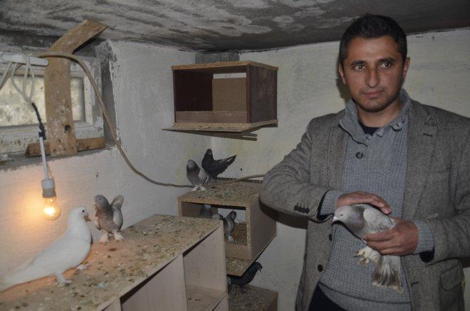 Akaryakıtcının güvercinini çalan hırsızlar otomobillerine de benzin çekip kaçtı
