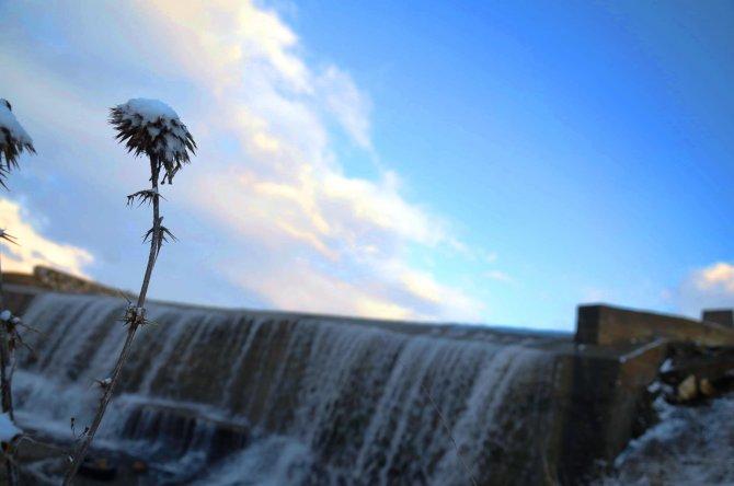 Kırkat Gölü'nde doyumsuz manzara