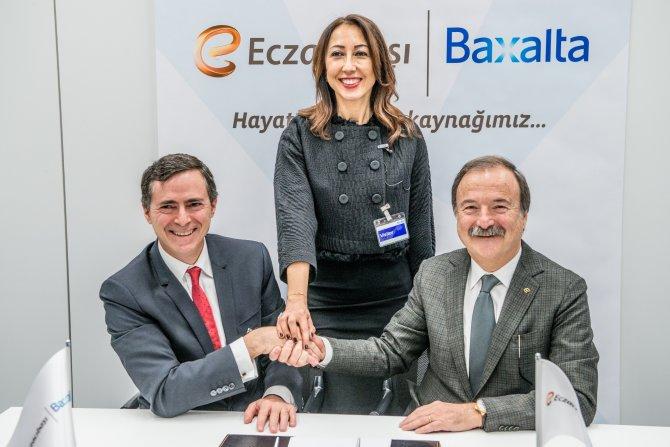 Baxalta'nın Türkiye ortağı Eczacıbaşı