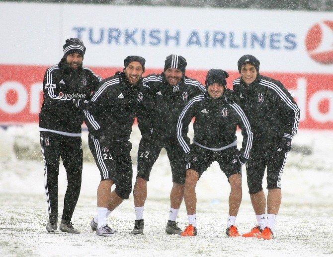 Beşiktaş Kupa Mesaisini Sürdürdü