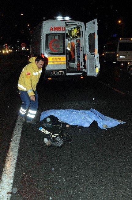Ehliyetsiz Sürücünün Çarptığı Kadın Hayatını Kaybetti
