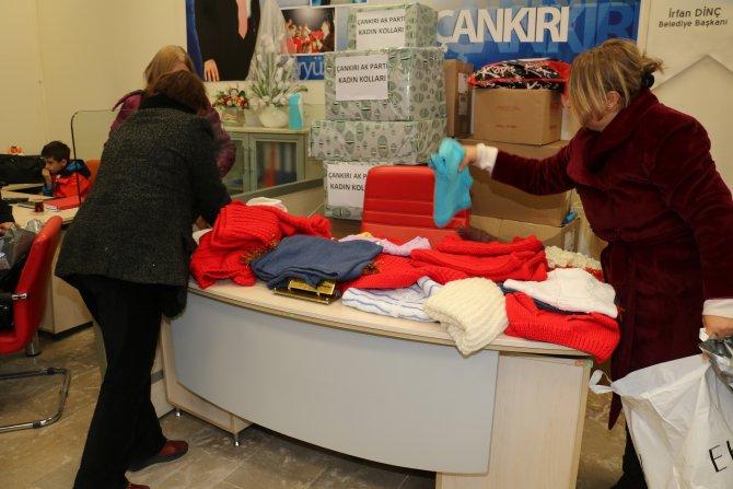 Anneler Bayırbucak Türkmenleri için kazak ördü