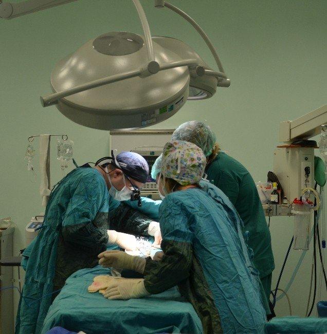 Çorum'da İlk Kez Vezikal Darlık Ameliyatı Başarıyla Gerçekleştirildi