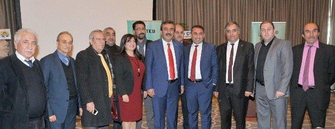 """Başkan Çetin: """"Adanalı Bakan Adana İçin Bir Şans"""""""