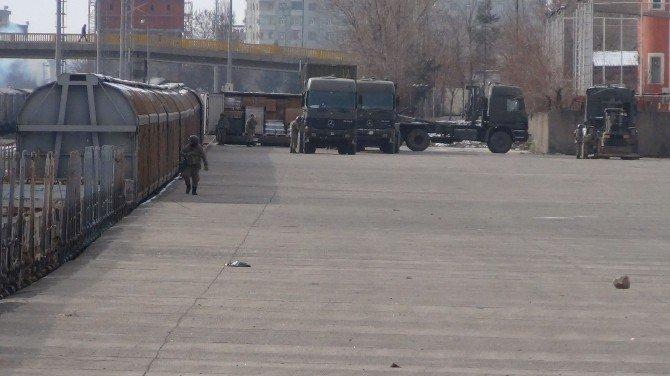 Diyarbakır'da Askeri Hareketlilik