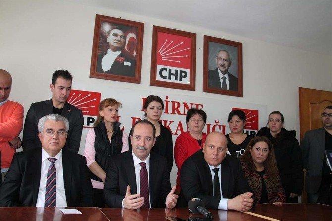 'Edirne' Ortak Paydasında Buluştular